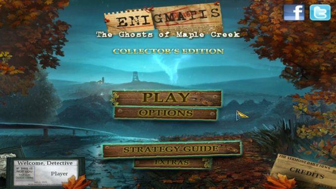Enigmatis: The Ghosts of Maple Creek  für Windows 10