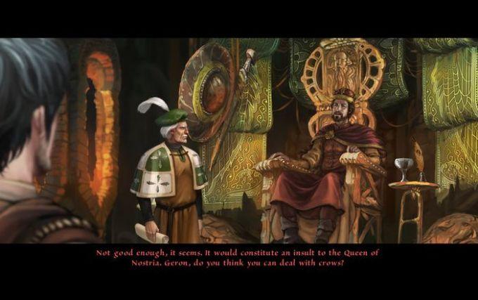 The Dark Eye: Chains of Satinav