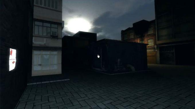 Slenderman's Shadow