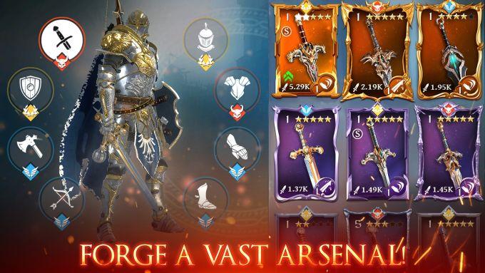 Iron Blade - Medieval Legends RPG