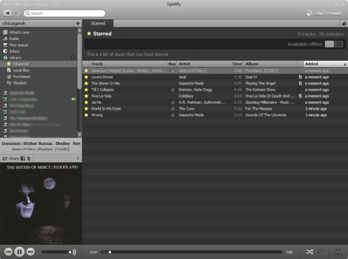 Download Spotify - free - latest version
