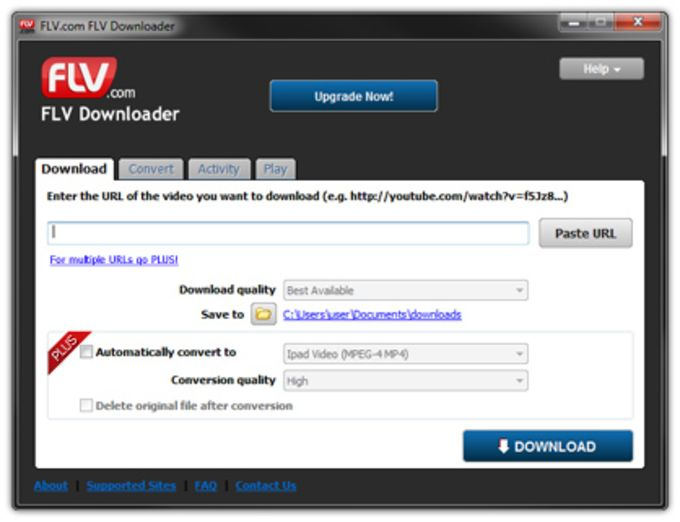 FLVPLAYER4FREE FREE FLV PLAYER TÉLÉCHARGER