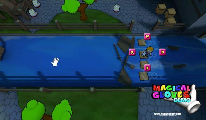 Magical Gloves Demo
