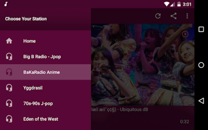 The J-Pop Channel - Live Japanese Pop Radios