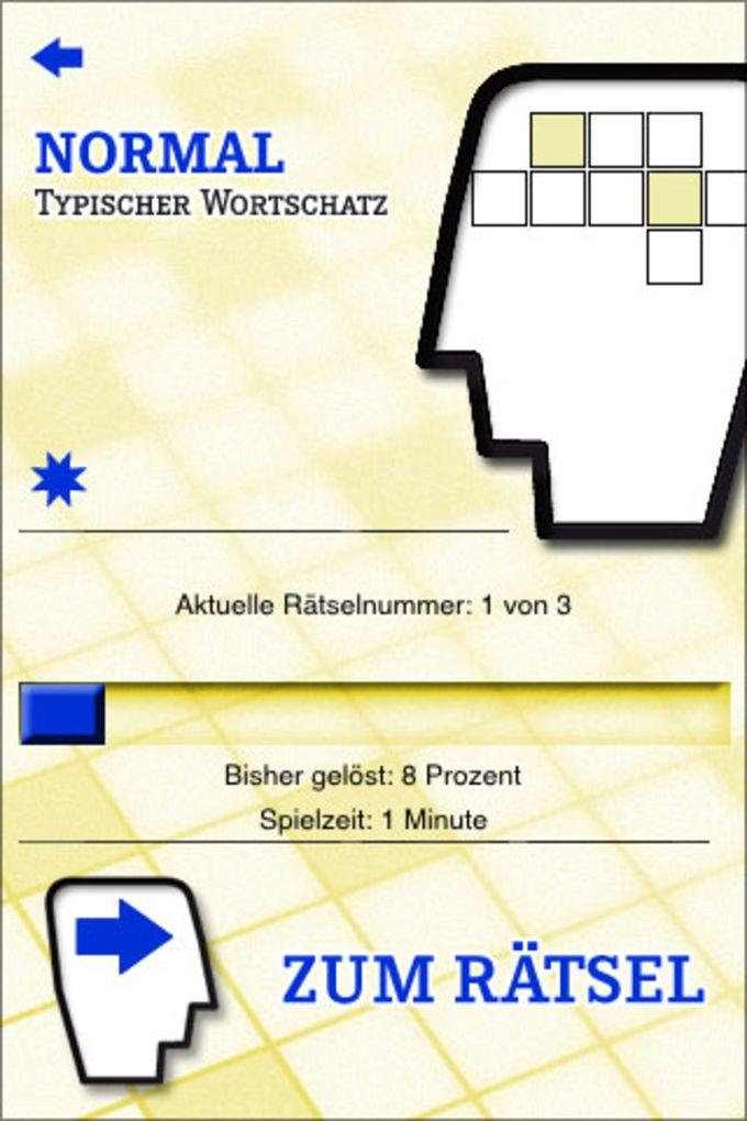 Kreuzworträtsel Pro Lite