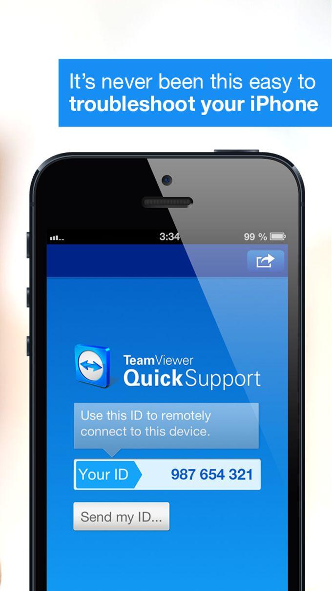 TeamViewer QuickSupport