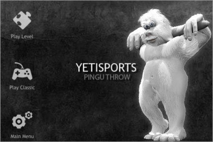 Yeti Sports 1