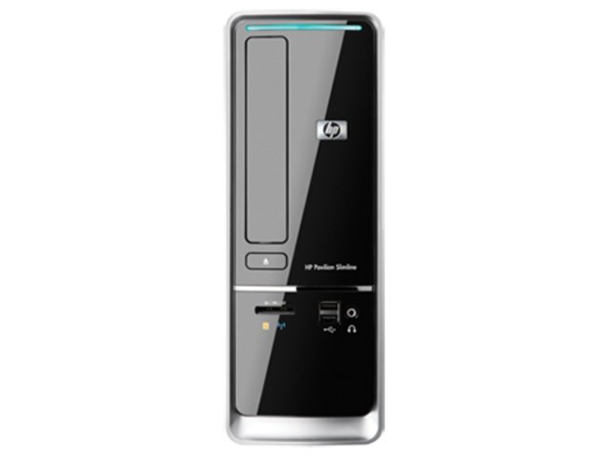 HP Pavilion Slimline s5610f Desktop PC drivers