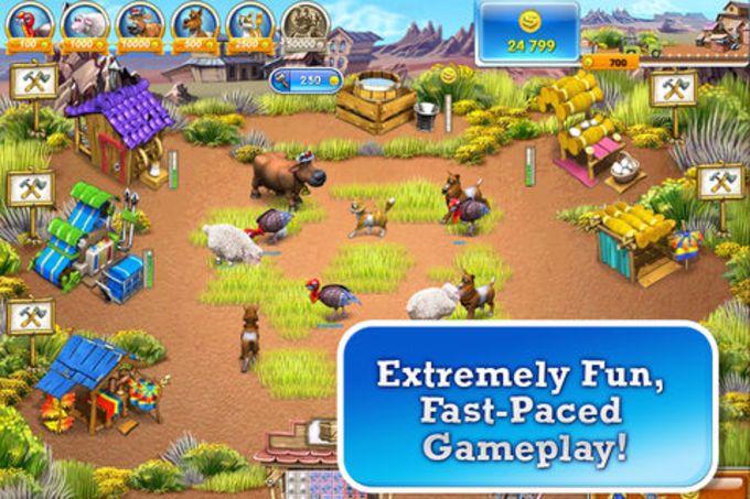 Farm Frenzy 3. Farming game
