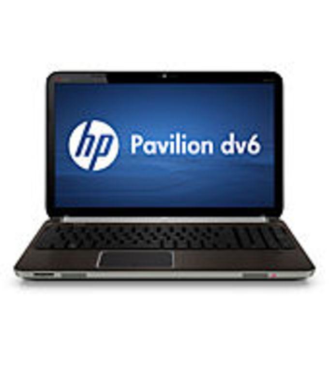 HP Pavilion dv6-6121tx Notebook PC drivers