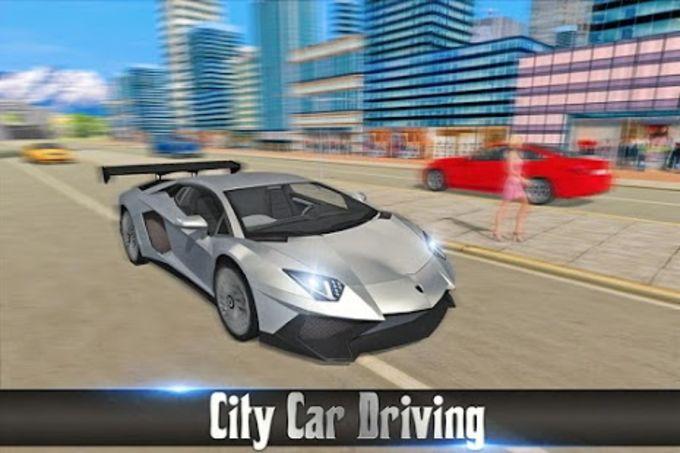 Ultimate Car Drive Water Drift Simulator