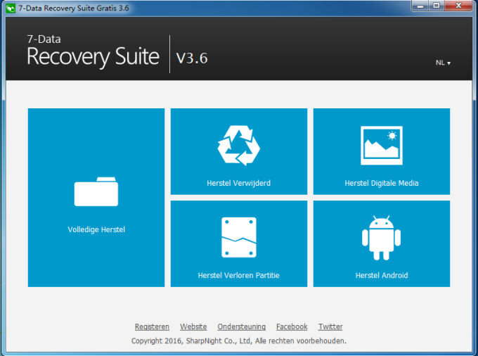 7-Data Recovery Suite Free Edition