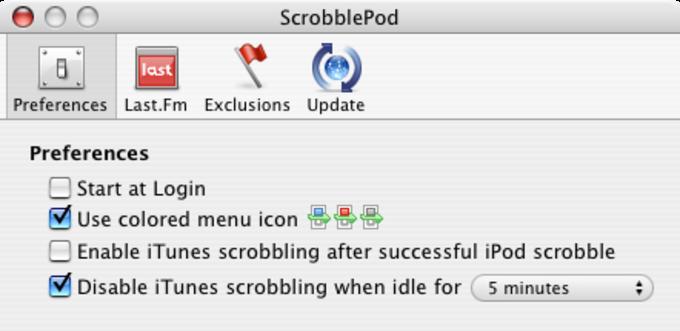 ScrobblePod