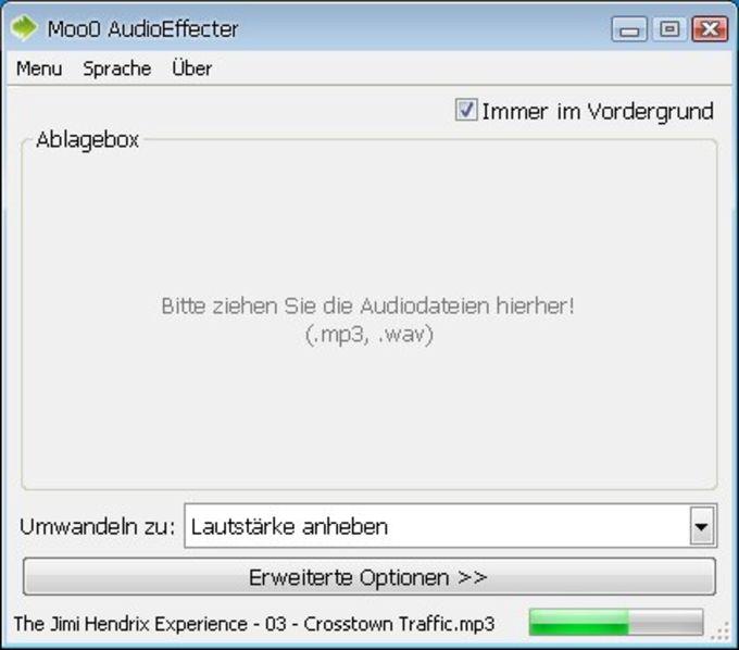 Moo0 AudioEffecter