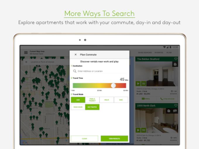 Apartments.com Rental Search