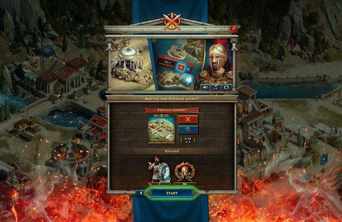 Sparta: War of Empires - US