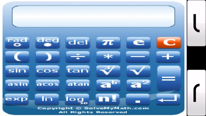 Scientific calculator para java descargar haz todos tus clculos en el mvil urtaz Choice Image