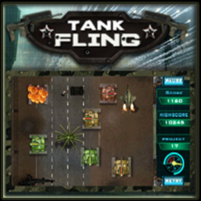 Tank Fling