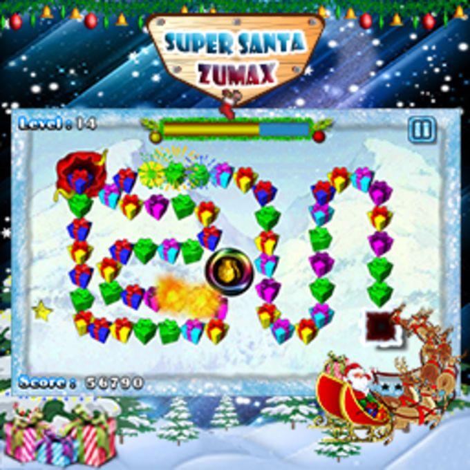 Super Santa Zumax