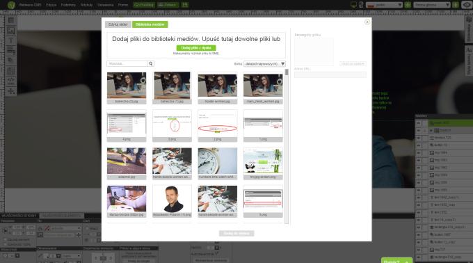 WebWave CMS - kreator stron www