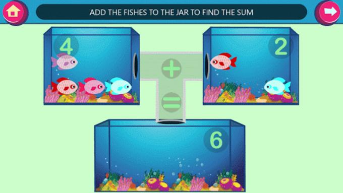 Juego de matemáticas para niño para Android - Descargar