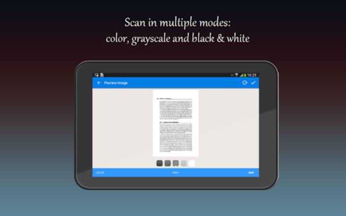 Fast Scanner : Free PDF Scan