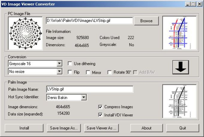 VD Image Viewer