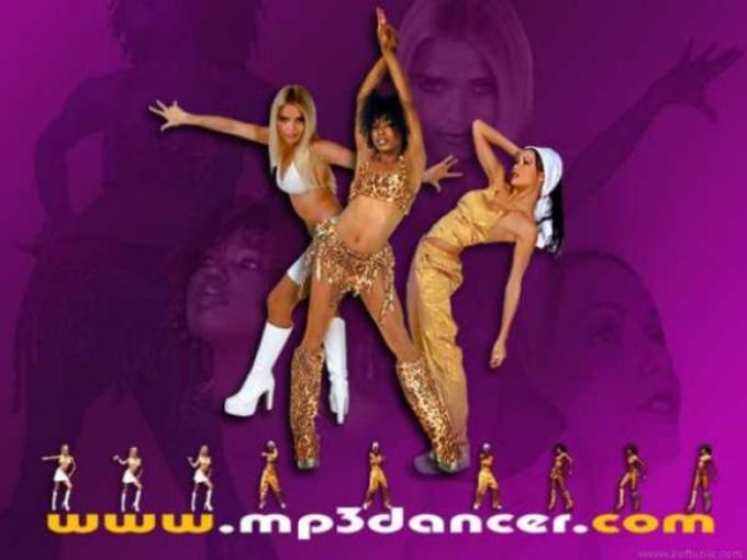 MP3Dancer background