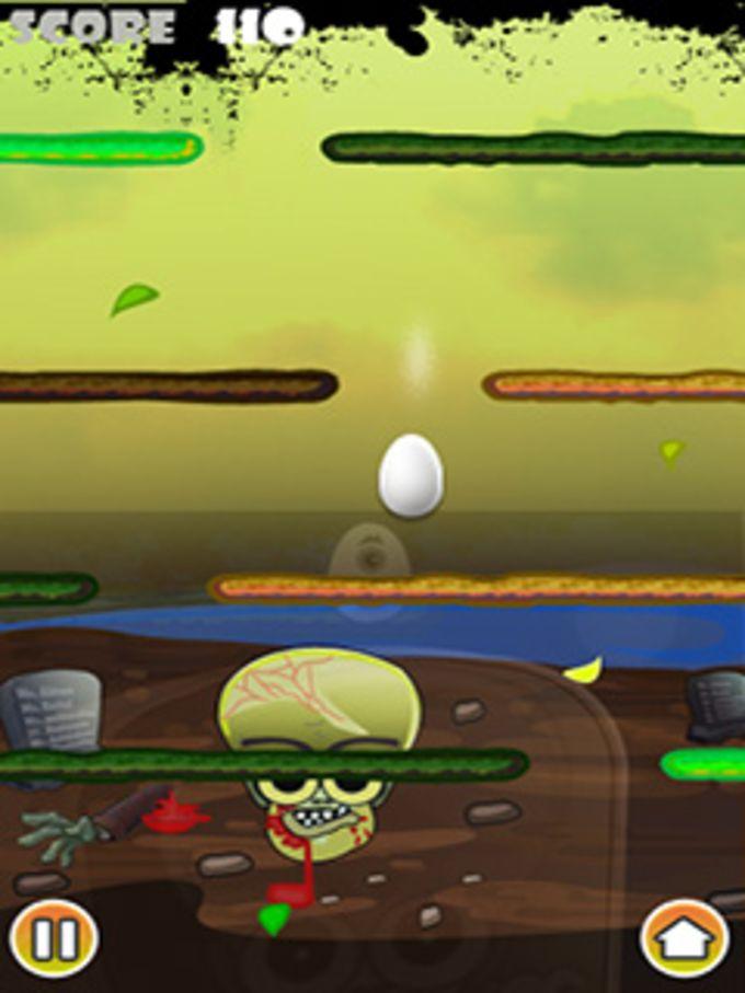 Zombie Egg Balance