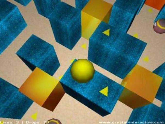 PacMan 3D (Glide)