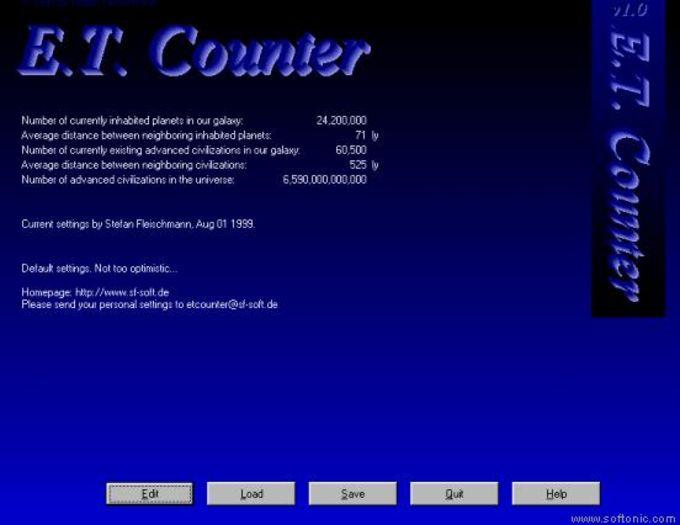 E.T. Counter