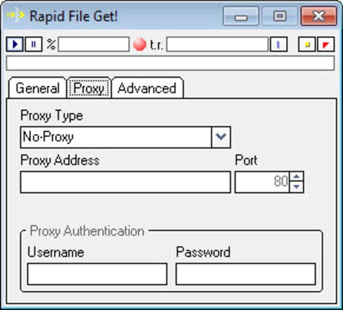 Rapid File Get