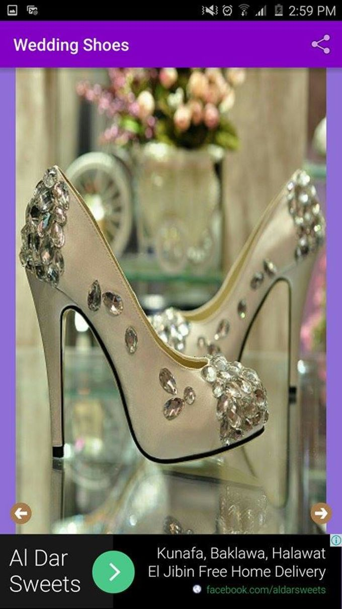Wedding Shoes Styles