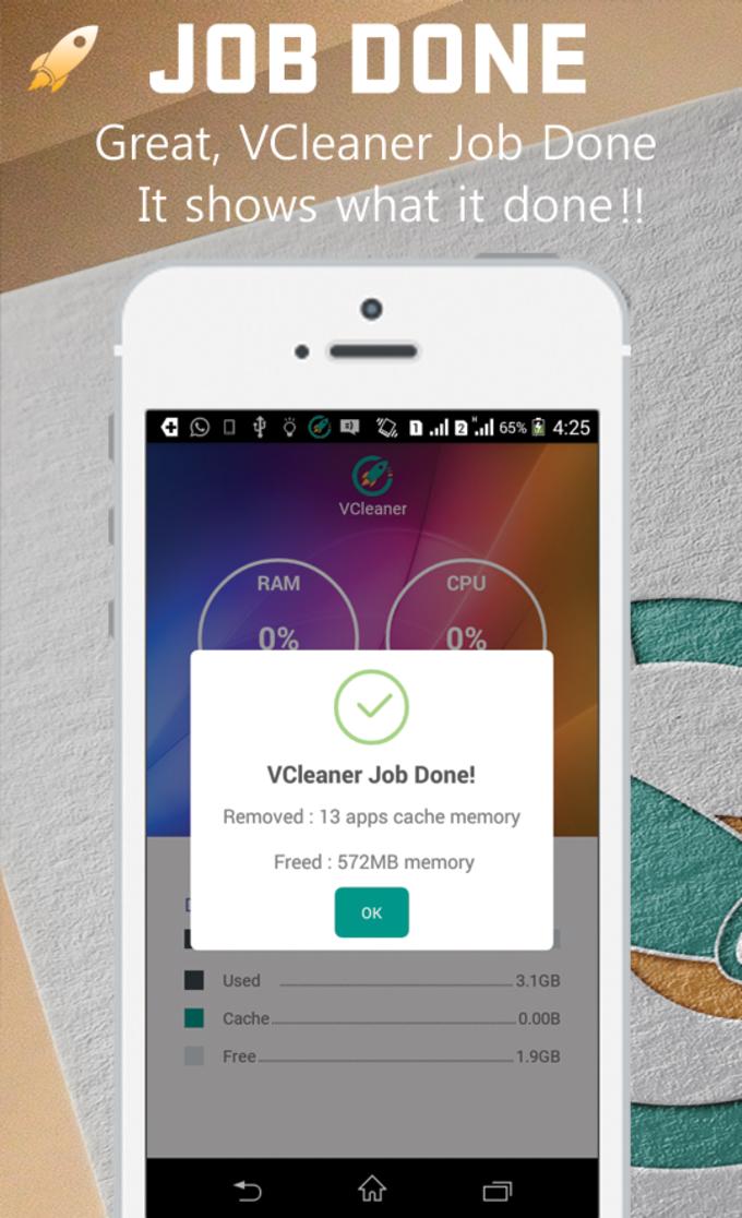 VCleaner - Memory Cleaner