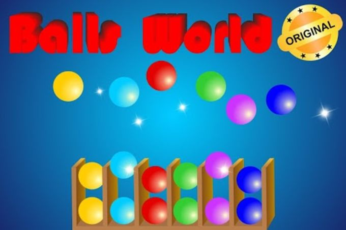 BALLS WORLD. Match y explotar