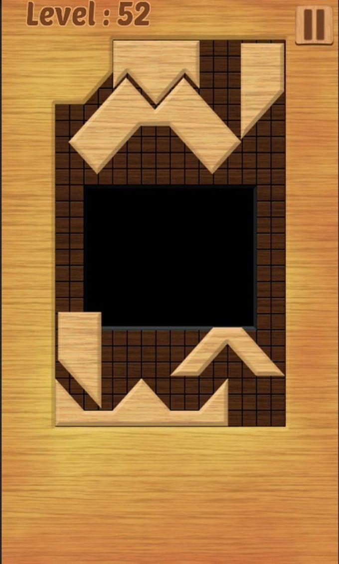 Fit It A Wood Puzzle