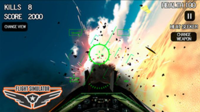Flight Simulator Airplane 3D Pro 2014 HD Gratis