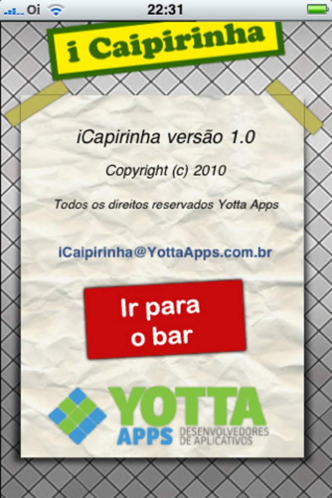 iCaipirinha