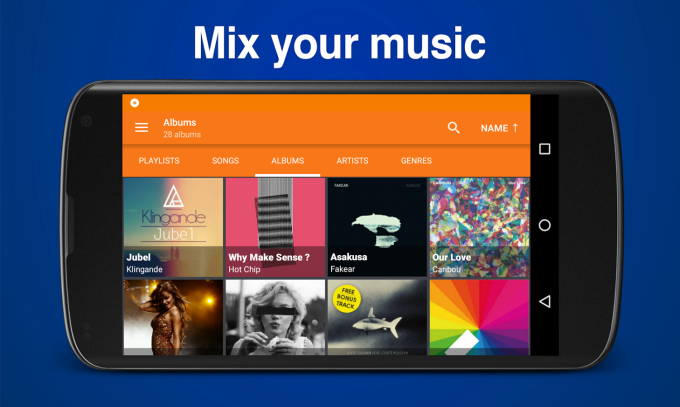 Cross DJ Free - Mix your music