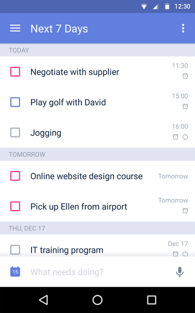 TickTick - Todo & Task List