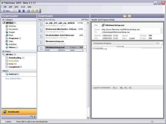 FileOwner 2005