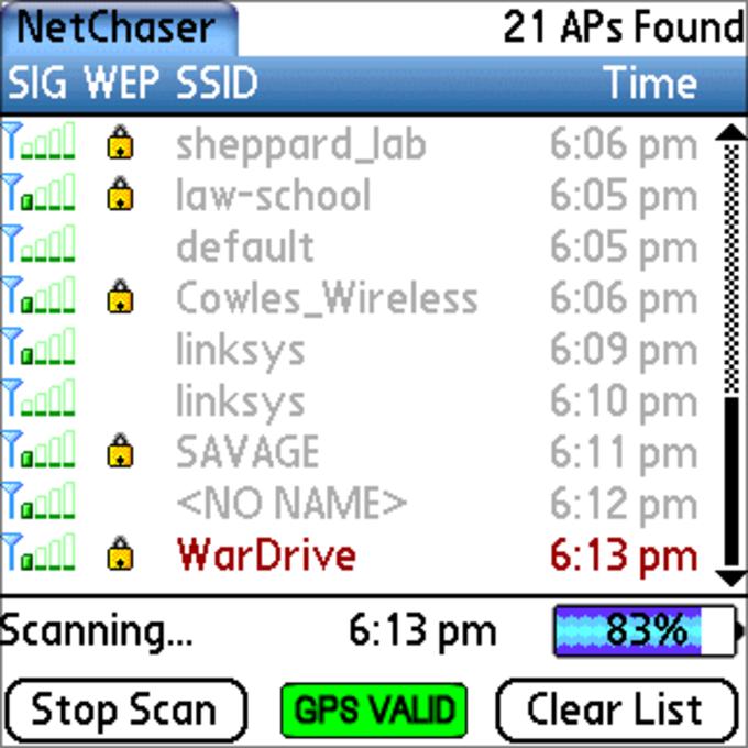 Netchaser