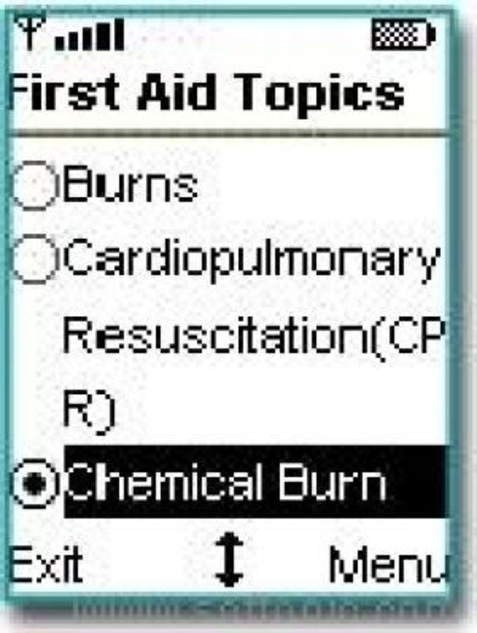 MIDP First Aid