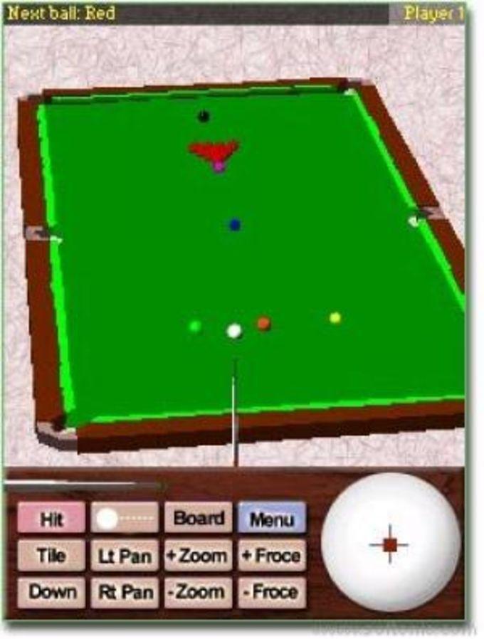 Pocket Snooker 3D