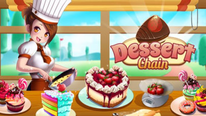 Dessert Chain: A Cooking Story