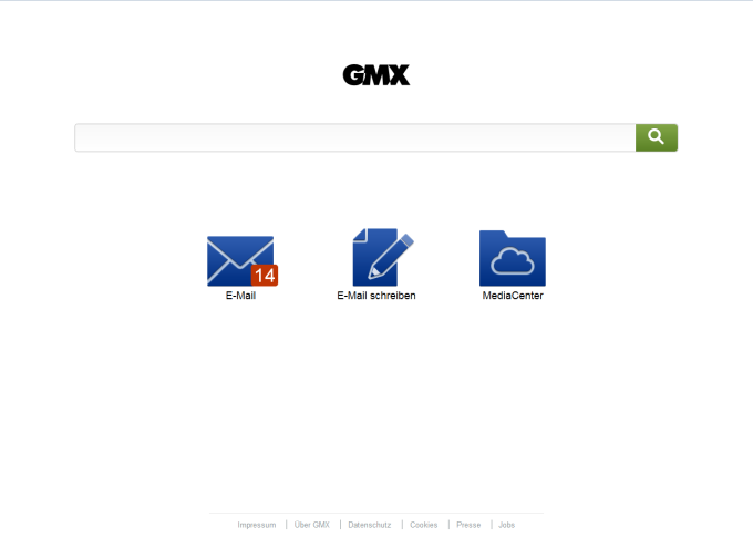 GMX-Toolbar