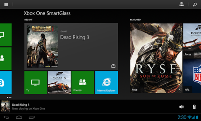 Xbox One SmartGlass Für Android Download - Minecraft ahnliche spiele fur xbox 360