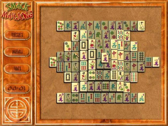 Smack Mahjong