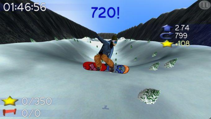 Big Mountain Snowboarding for Windows 10