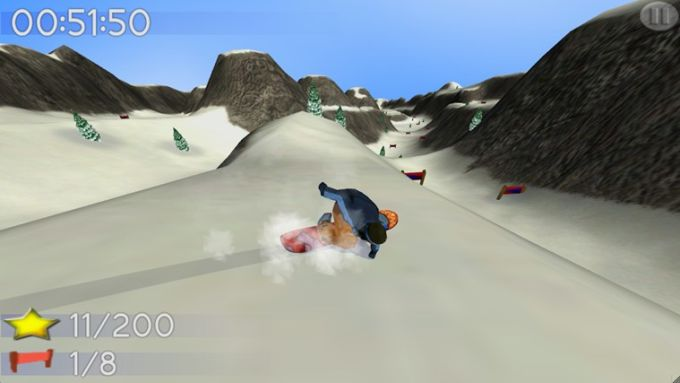 Big Mountain Snowboarding para Windows 10